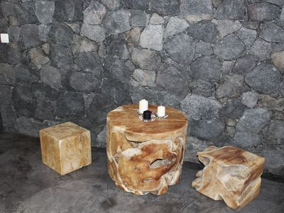 Photo for Cave Room (ex-tank) with volcanic rock