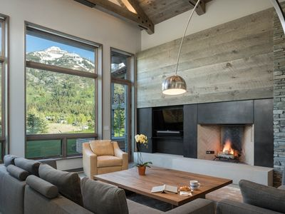 Photo for Luxury at its Peak - Take a Well-Earned Summer Getaway in this Unique Lodge!