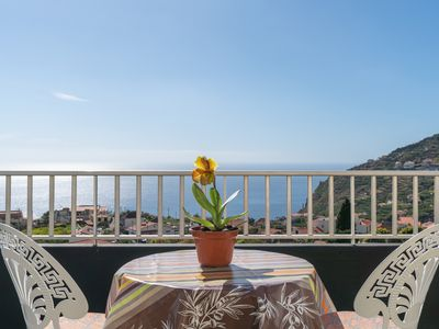 Photo for Apartment Teixeira 1, breathtaking view over sea and mountains