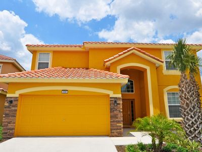 Photo for Solterra Resort Home with 4- Ensuites, Game Room, Spa, Resort Pool & Lazy River