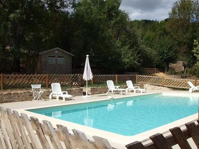 Photo for Country house with private pool / 15% promotion for the month of July
