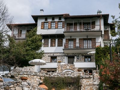 Photo for Mansion Room 3 at Milies, Pelion - Villa Karusos Greece
