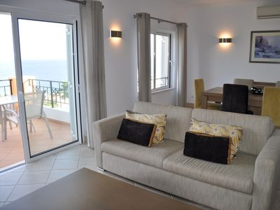 Photo for Stunning 2 bedroom villa with amazing sea views