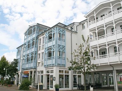 Photo for H: Seepark Sellin - Haus Baabe Whg. 422 with balcony - Apartment 422 - Haus Baabe with balcony