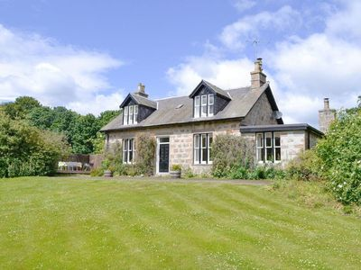 Photo for 6 bedroom accommodation in Aboyne, near Tarland
