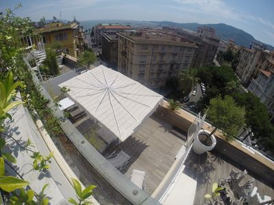 Photo for New apartment situated in the center of La Spezia with a gorgeous ocean view