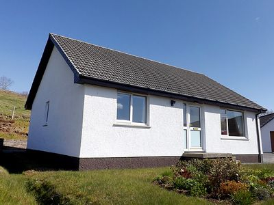 Photo for Vacation home Kensaleyre in North East Skye - 5 persons, 3 bedrooms