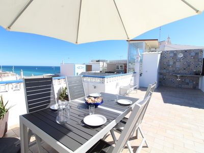 Photo for Casa do Sol - Rooftop with an amazing view in the heart of Albufeira Old Town