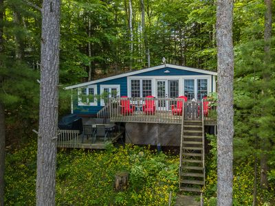 Photo for Indian River Respite~Lake Rosseau, 3 Bedroom cottage in Port Carling