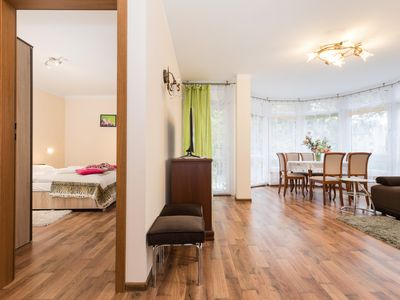Photo for Apartment Villa Mistral 20 with bedroom and balcony