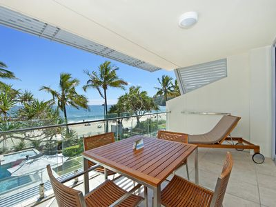 Photo for Fabulous beachfront living in a world-class location