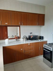 Photo for Evergreen Apt; a 3 BR flat in a great location