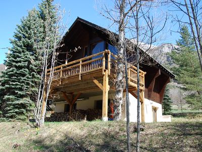 Photo for MAGNIFICENT CHALET ALL COMFORT 6 people