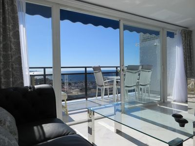 Photo for Skol 927A - beachfront central luxury penthouse