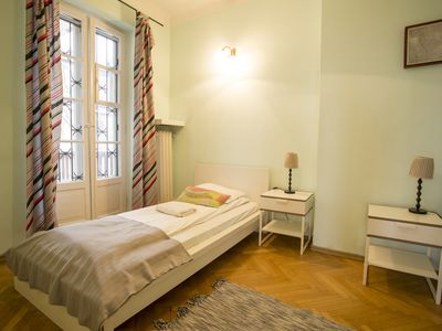 Photo for Sonata apartment in Stare Miasto with WiFi.