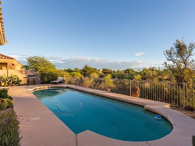 Photo for Legend Oasis: Private 4 Bed home on Golf Course w/private pool!