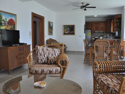Photo for Ground-Floor Luxury Condo in the heart of Sosua, ideal for retirees!