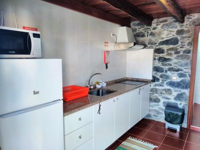 Photo for Casa do Ribeira, air conditioning and sea view terrace