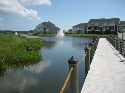 Bayville Shores is an upscale resort community
