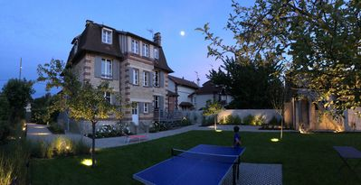 Photo for Historic Villa with landscaped garden near Deauville - 15% special offer