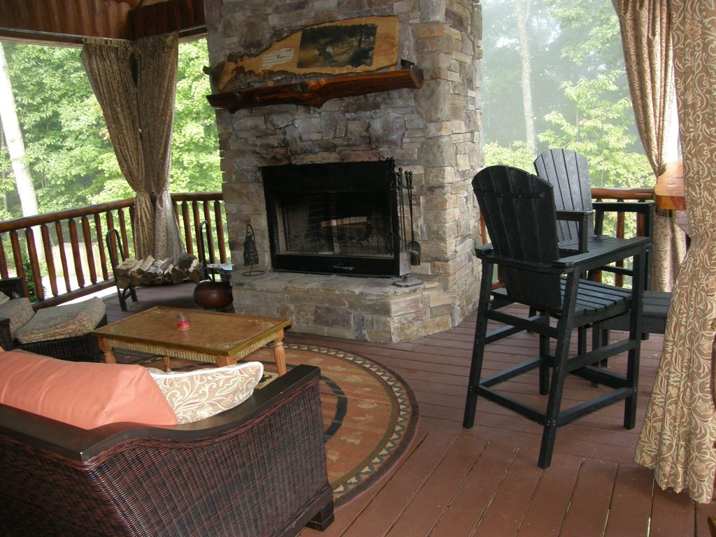 great views outdoor fireplace paved roads vrbo