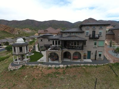 Photo for Spectacular Lower Level of Tuscan Home with Amazing Views