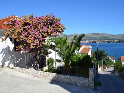 Photo for Seaview Holiday House for 11 near Trogir