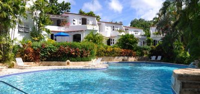 Photo for Villa Oceans Edge  -  Ocean View - Located in  Magnificent Saint James with Private Pool