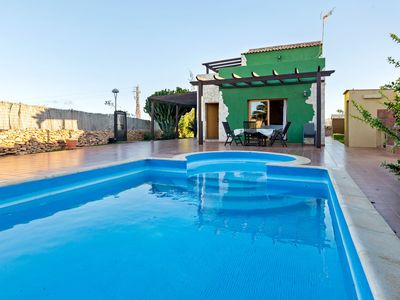 Photo for Spacious Holiday Home in Antigua with Swimming Pool