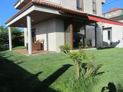 Photo for New villa very close to the beach with garden for 10 pax Sanxenxo VUT-PO-000587