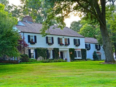 Back Country Estate with Pool - Greenwich CT