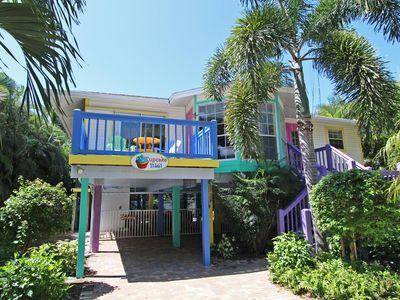 Photo for It's A Colorful Cupcake World On Captiva Island
