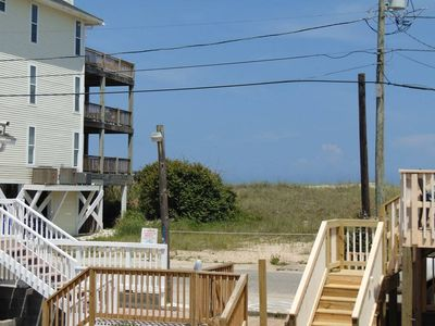 Photo for BEACHSIDE CONDO #10: 1 BR / 1 BA condo in Carolina Beach, Sleeps 3