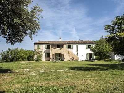 Photo for A01 - Massignano, new two-room apartment in the countryside