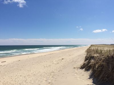 Photo for Short walk to Nauset Beach from this 3 Bedroom Cape