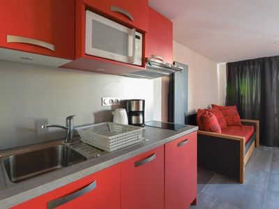 Photo for Apartment Les Coches, studio flat, 3 persons
