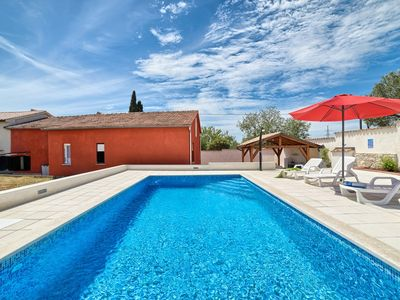 Photo for Holiday house Pula for 1 - 9 persons with 3 bedrooms - Villa