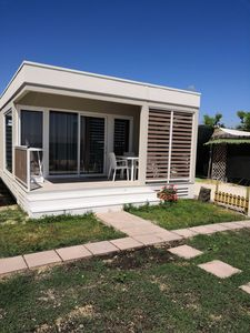 Photo for Directly on the beach brand new bungalow