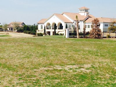 Photo for Private Members Club Grande Dunes Gated Community- 9th Fairway, Panamoric View