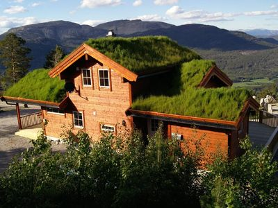 Photo for Hyggelig Blikk: a new holiday home with an overwhelming view