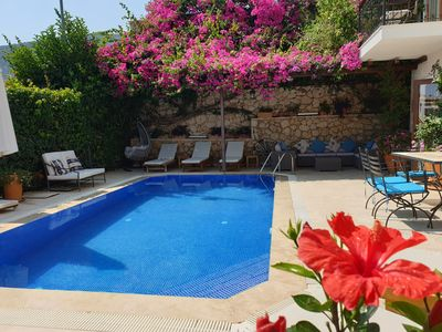 Photo for Luxury Villa, With Private Pool, Beautiful Gardens Along With Stunning Sea And M