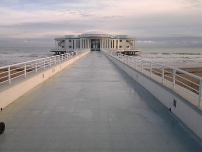 Photo for Holiday Villa in Villa del '900 20m from the beach and the Rotonda of Senigallia