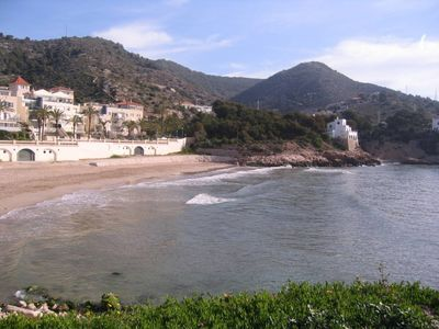 Photo for Sitges: Apartment/ flat - near of the beach - Sitges