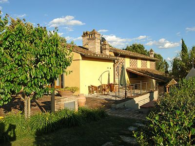 Photo for Vacation home Aurelia in Castelfiorentino - 8 persons, 4 bedrooms
