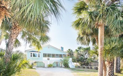 Photo for Stay With Lucky Savannah: Private River Retreat on Tybee Island!