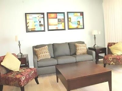 Photo for 3 BR / 2 BA beach front condo, Sleeps 8, Great Onsite Amenities, Family Friendly