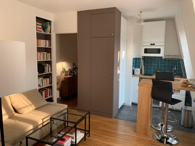 Photo for Apartment near Montmartre