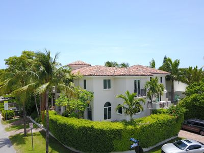 Photo for New listed! Mediterranean villa and oversized home on Key Biscayne