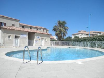 Photo for Holiday apartment Narbonne Plage for 1 - 6 persons with 2 bedrooms - Holiday apartment