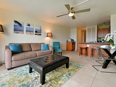 Photo for LAST MINUTE OPENINGS! Across from Gorgeous Sandy Beach- Maui Vista 2211